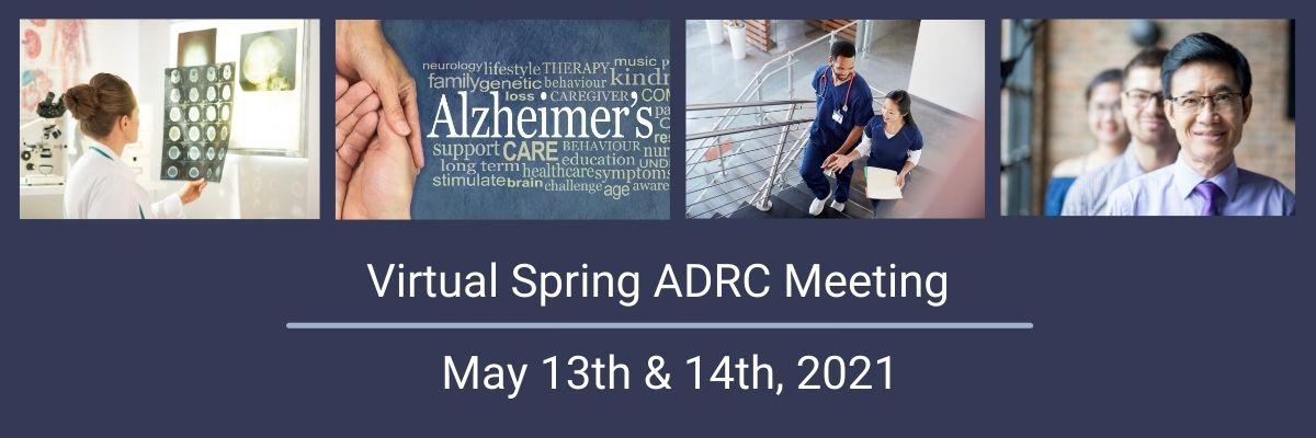 Spring ADRC Meeting Registration_Landing Page Header